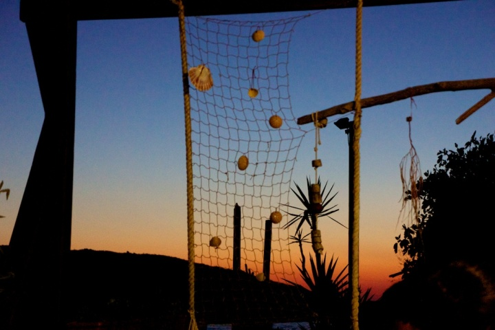 sunset net