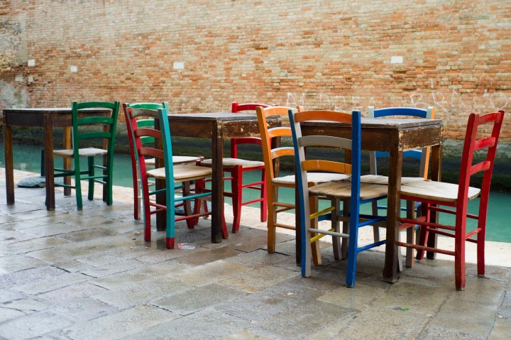 bacaro's chairs