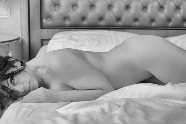 milena boudoir